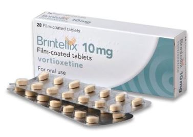 Brintellix (wortioksetyna) - tabletki powlekane Modulator przekaźnictwa serotoninergicznego
